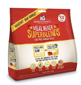 Stella & Chewys Stella and Chewy's Meal Mixer Super Blends - Chicken