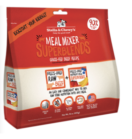 Stella & Chewys Stella & Chewy's Superblend Meal Mixer - Grass Fed Beef