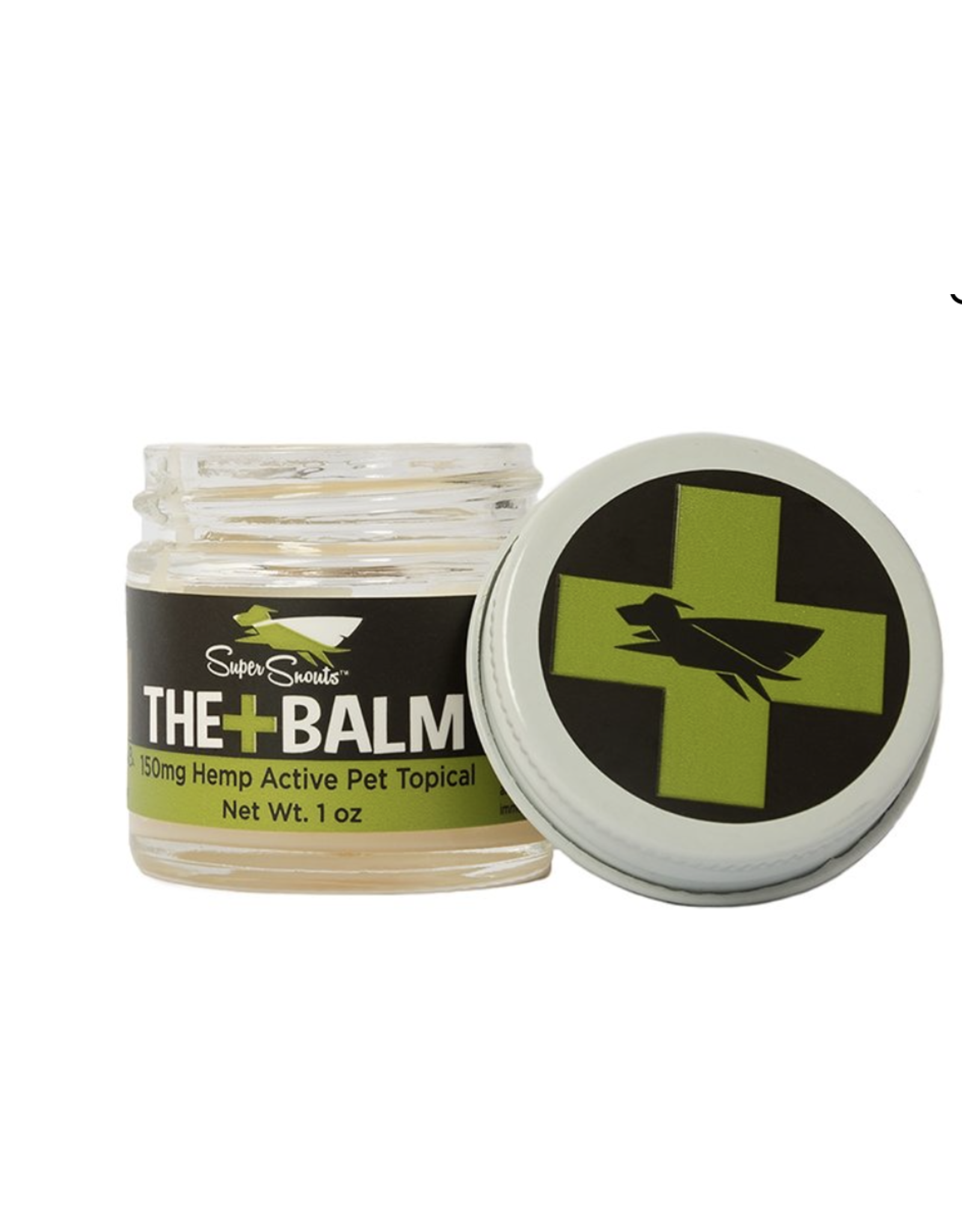 Super Snout Hemp THE BALM 150MG PCR NATURAL TOPICAL FOR DOGS 1OZ