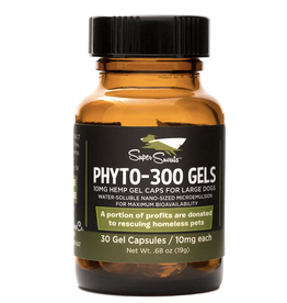 Super Snout Hemp PHYTO-300 GELS :: BROAD SPECTRUM (10MG EACH)