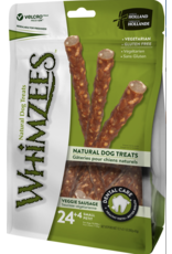 Whimzees WHIMZEES Veggie Sausage Grain-Free Dental Dog Treats 14.8OZ