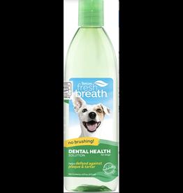 TropiClean TropiClean Fresh Breath Water Additive  16OZ