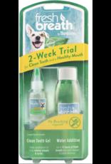 TropiClean TropiClean Fresh Breath Dog Dental Trial Kit
