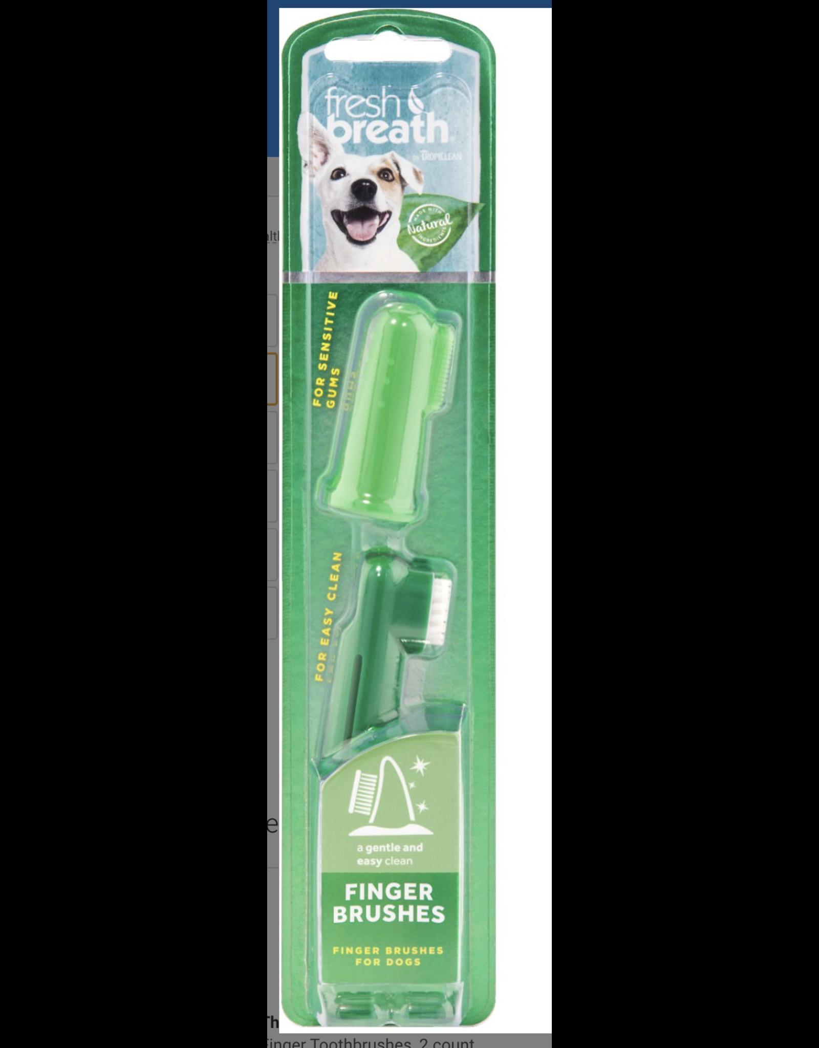 TropiClean TropiClean Fresh Breath Finger Toothbrush