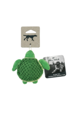 Tall Tails Tall Tails Baby Turtle with Squeaker Plush Dog Toy, 4-in