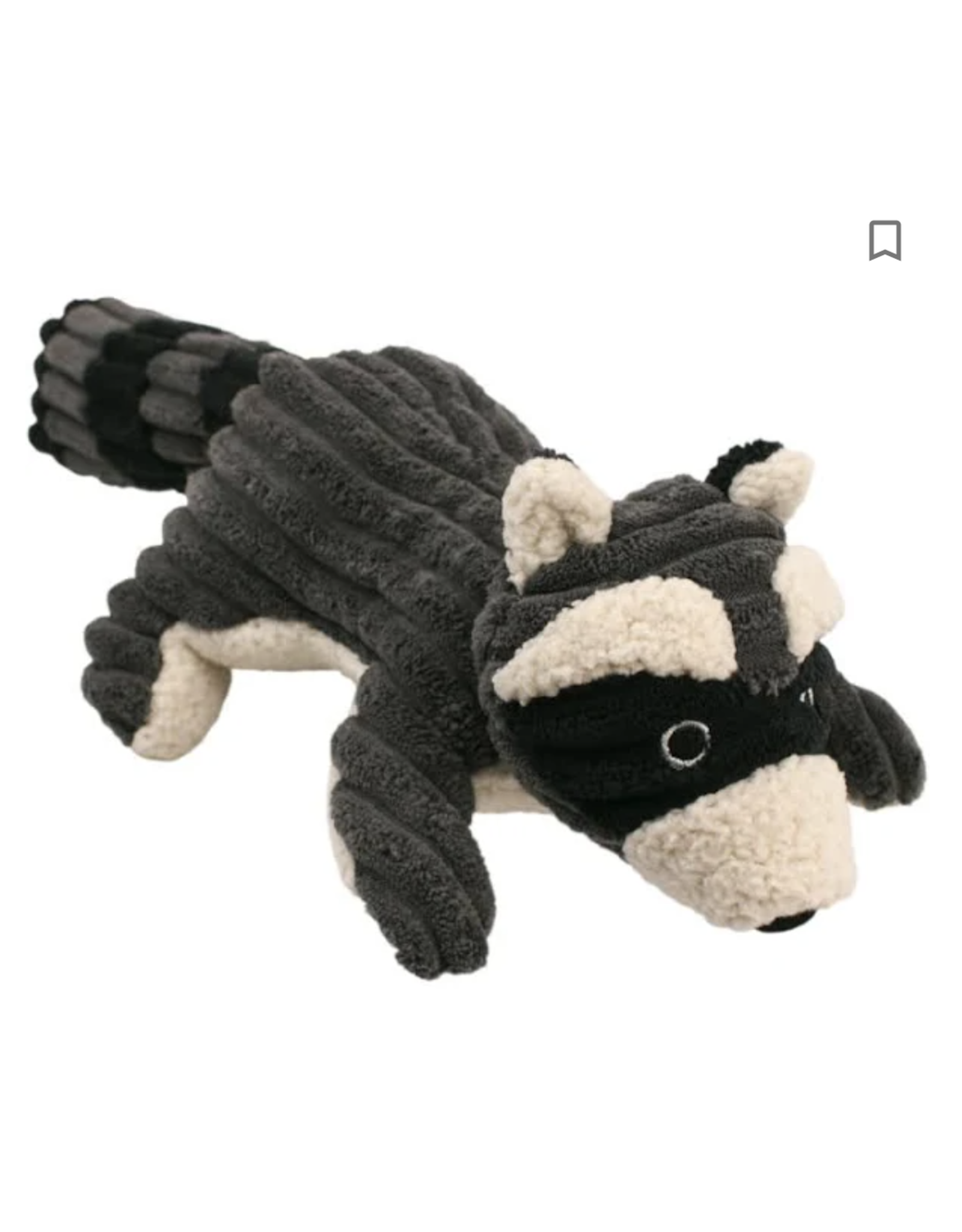 Tall Tails Tall Tails Raccoon With Squeaker 12""