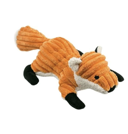 Tall Tails Tall Tails FOX WITH SQUEAKER 12""