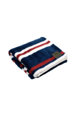 Tall Tails NAUTICAL STRIPE DOG BLANKET 30X40