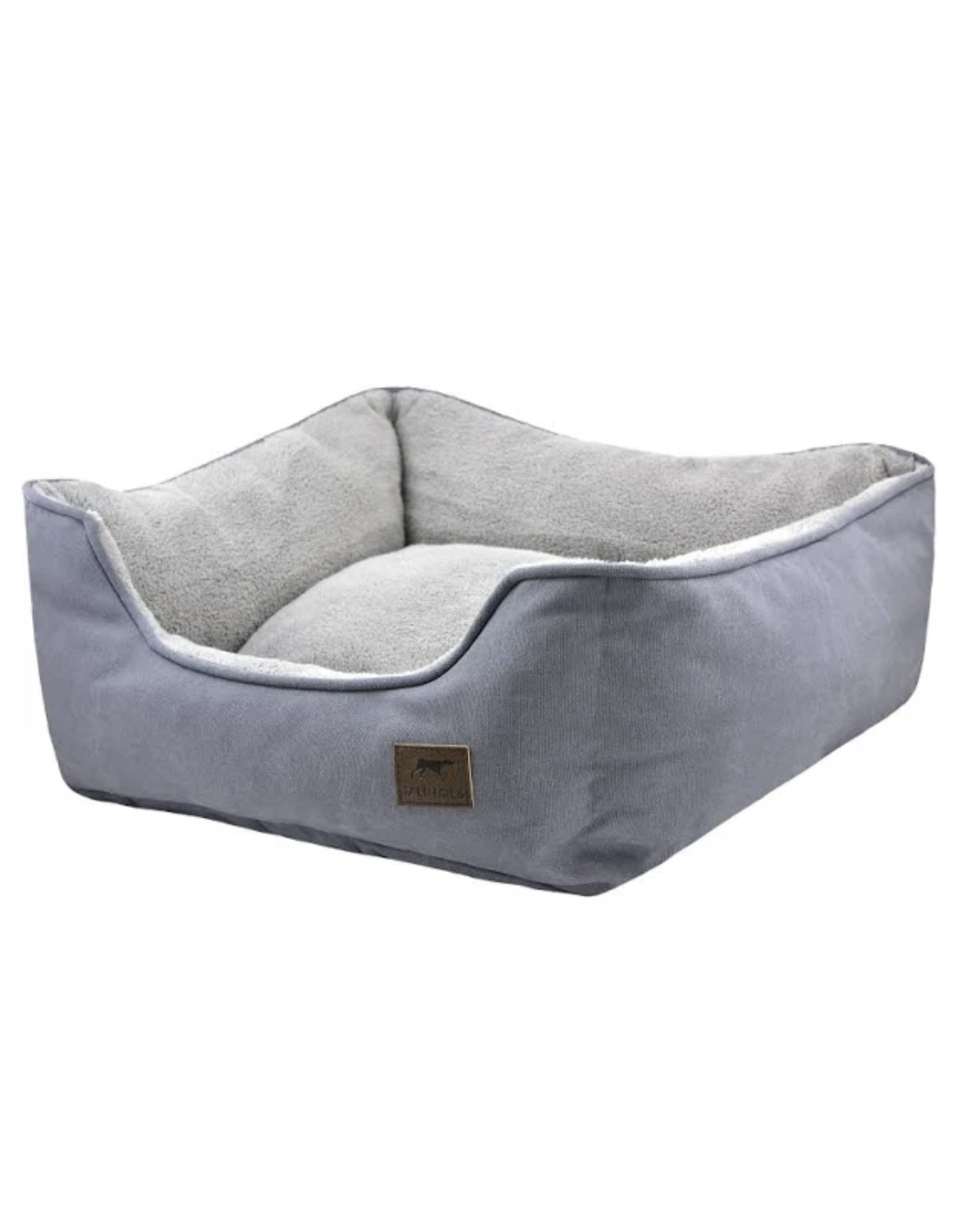 Tall Tails DREAM CHASER CHARCOAL BOLSTER BED MD