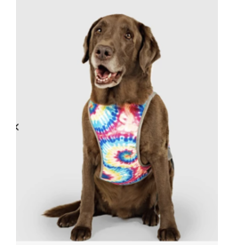Canada Pooch Tie Dye Cooling Vest