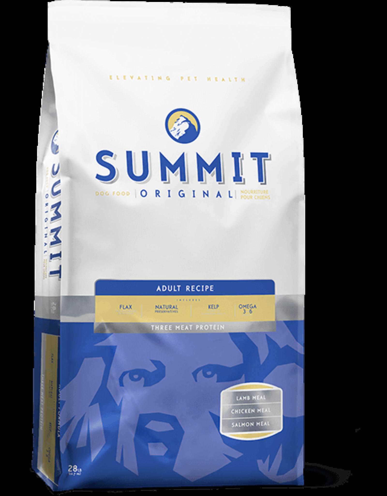Summit Summit - Original 3 Meat Adult Dog 28lb