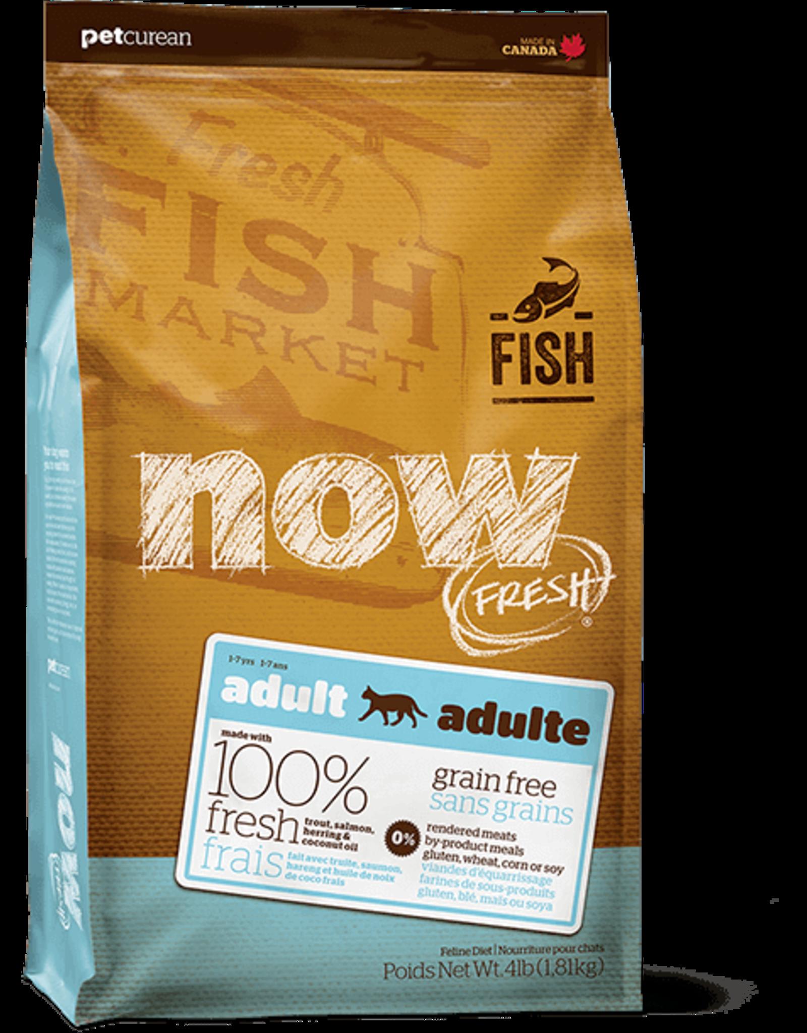Now Fresh Now Fresh - Trout Salmon Herring Cat