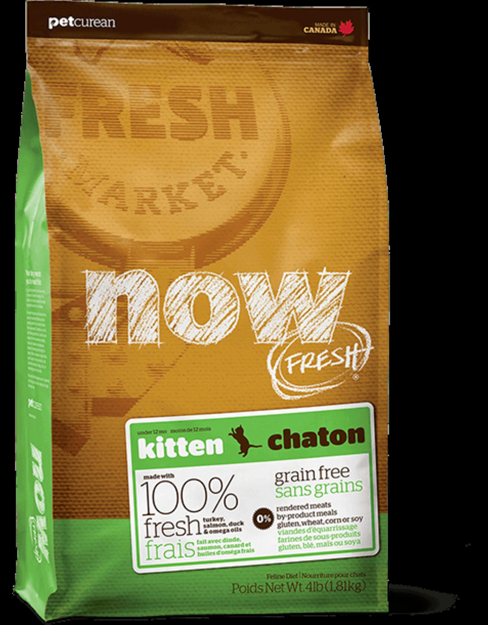 Now Fresh Now Fresh - Turkey Salmon Duck Kitten