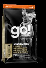 GO! GO! - Sensitive LID GF Duck Dog