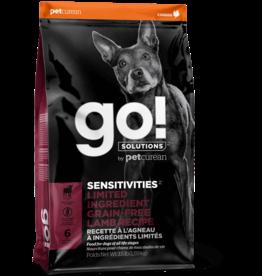 GO! GO! - Sensitive LID GF Lamb Dog