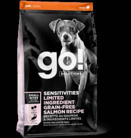 GO! GO! - Sensitive LID Salmon Small Bites Dog