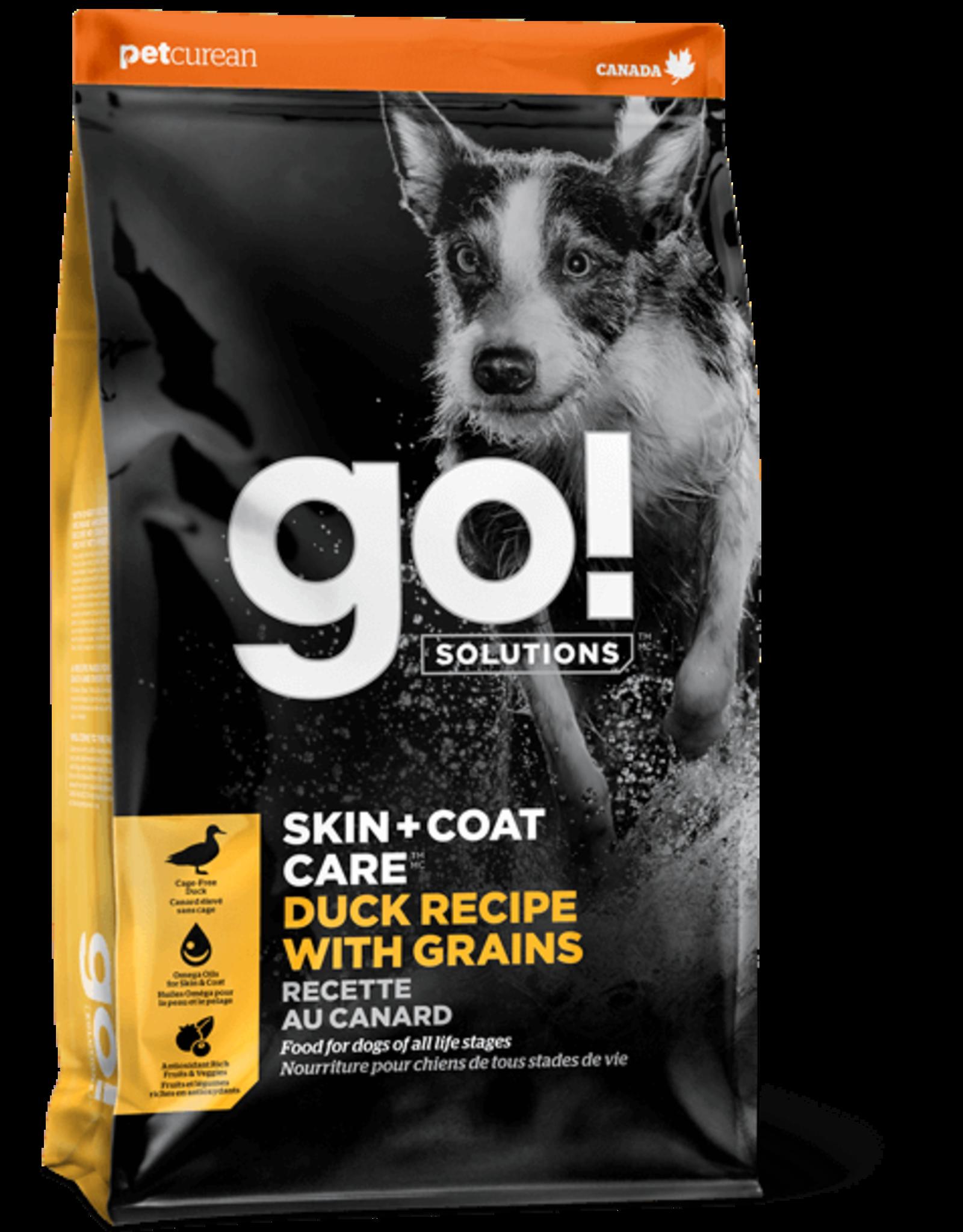 GO! GO! - Skin & Coat Duck Dog