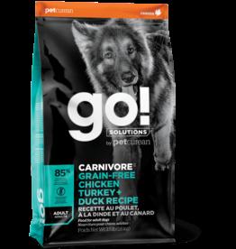 GO! GO! - Carnivore Chicken Turkey Duck Adult Dog