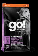 GO! GO! - Carnivore Chicken Turkey Duck Senior Dog