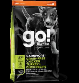 GO! GO! - Carnivore Chicken Turkey Duck Puppy