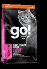 GO! GO! - Skin & Coat Chicken Cat
