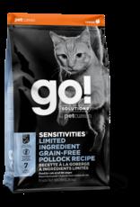 GO! GO! - Sensitive LID GF Pollock Cat