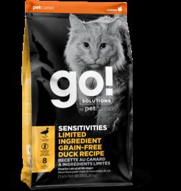 GO! GO! - Sensitive LID GF Duck Cat