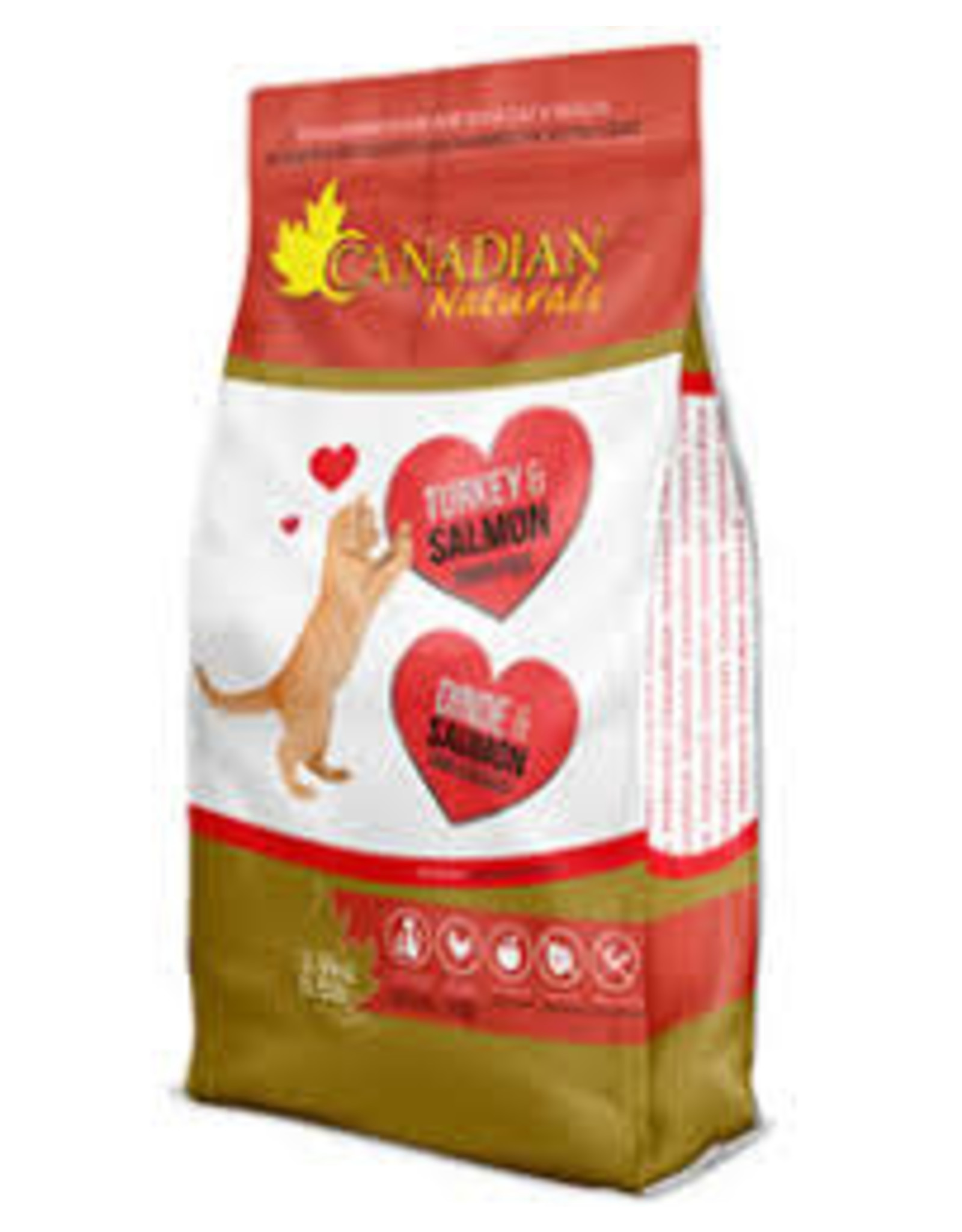 Canadian Naturals Canadian Naturals - GF Turkey & Salmon Cat