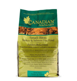 Canadian Naturals Canadian Naturals - Turkey Salmon Small Bites Dog