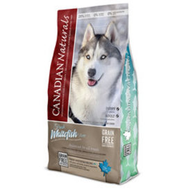 Canadian Naturals Canadian Naturals - GF Whitefish Dog