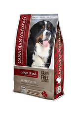 Canadian Naturals Canadian Naturals - GF Red Meat Large Breed Dog 28lb