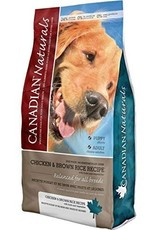 Canadian Naturals Canadian Naturals - Chicken & Brown Rice Dog