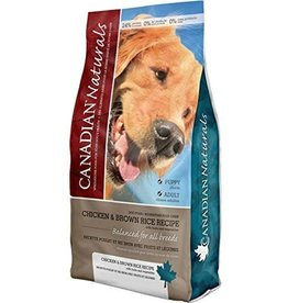 Canadian Naturals Canadian Naturals - Chicken & Brown Rice Dog