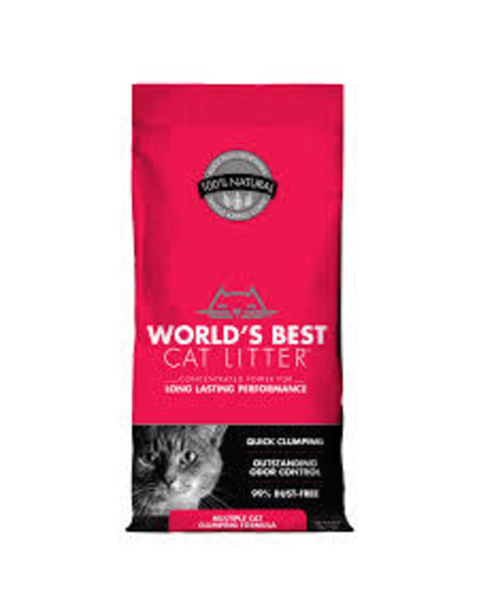 World's Best World's Best - Multicat Clumping