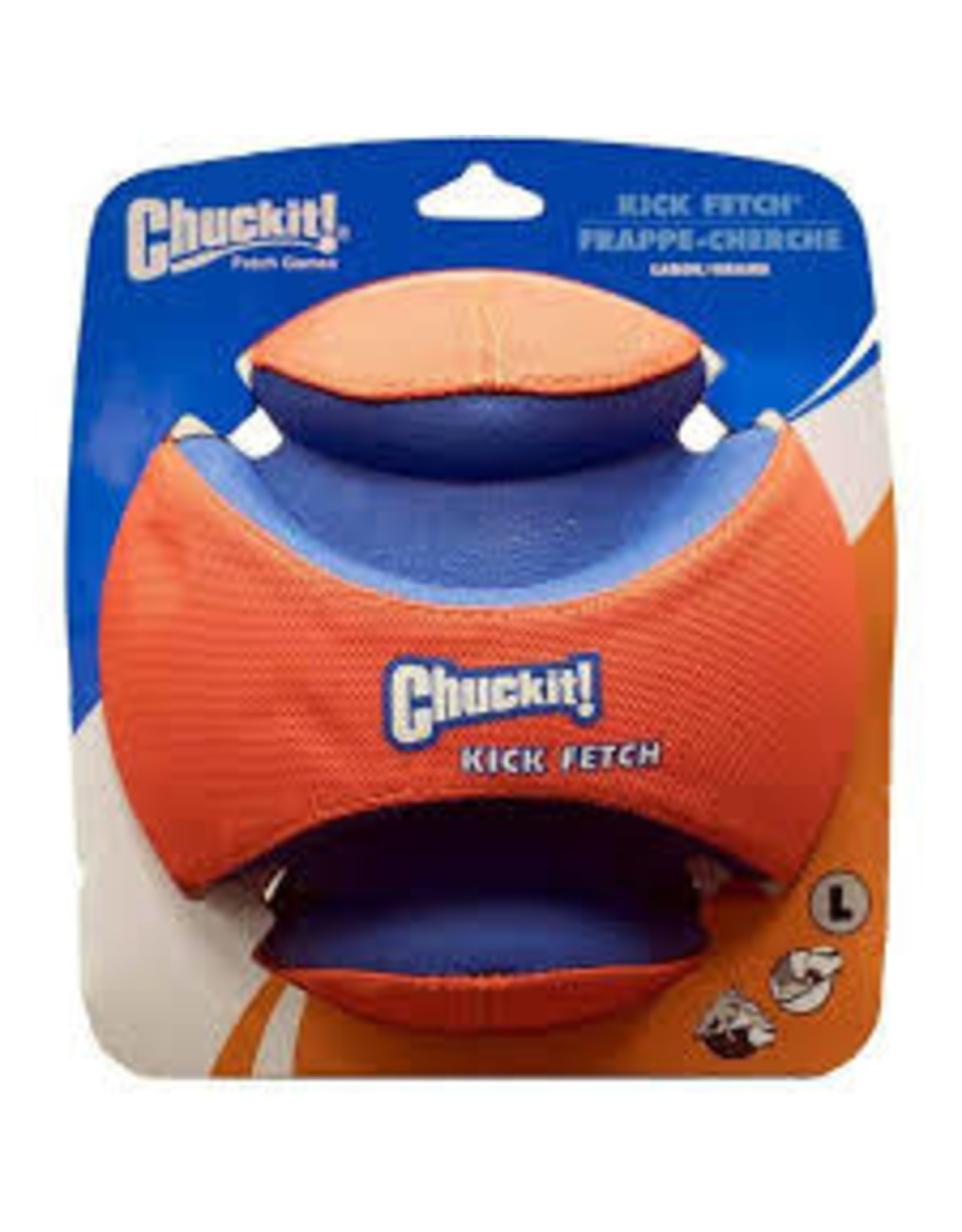 Chuck It! Chuck it! - Kick Fetch