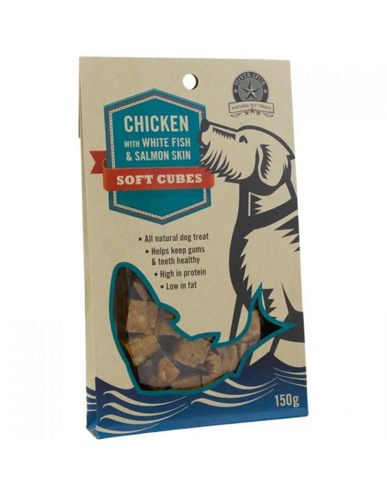 Silver Spur Silver Spur - Chicken Cubes 150g
