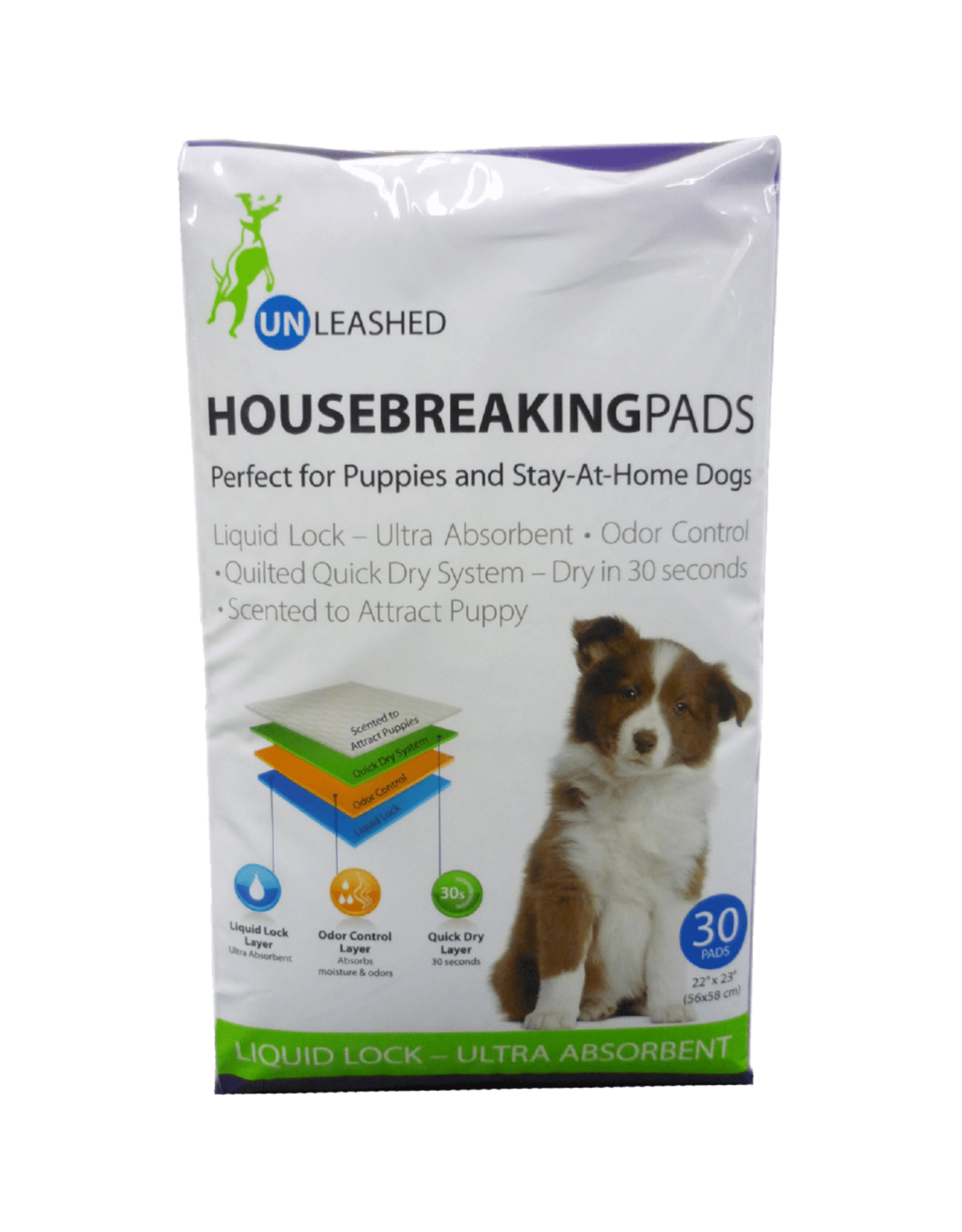 Unleashed Unleashed - Housebreaking Pads
