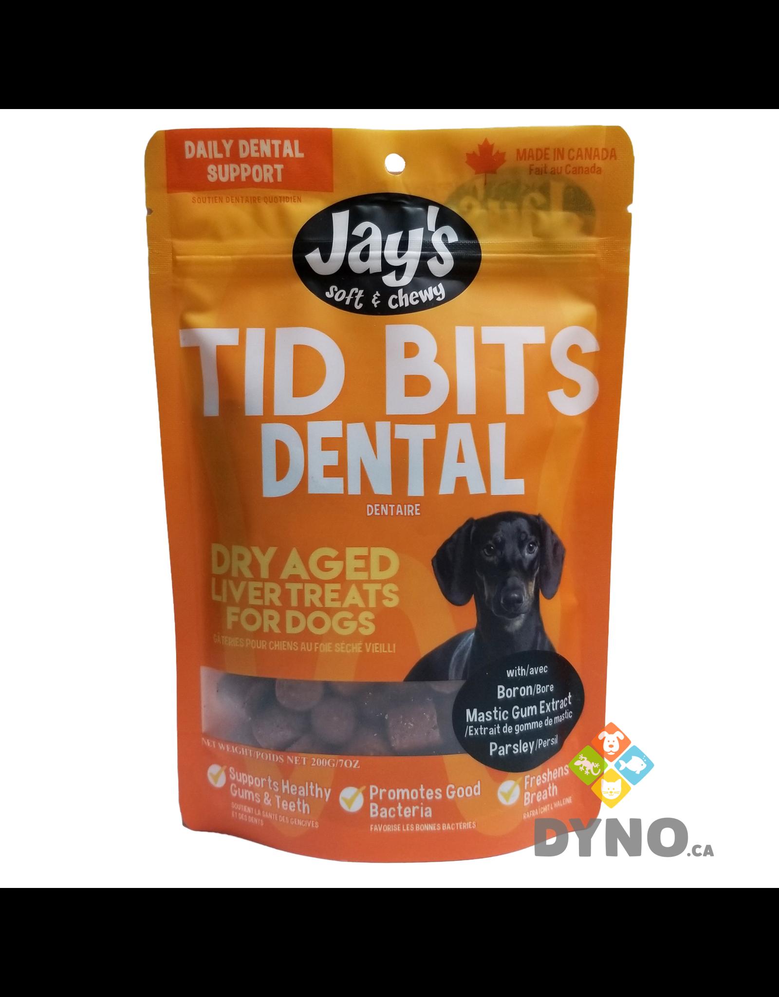 Jay's Jay's - Tid Bit Dental 200g