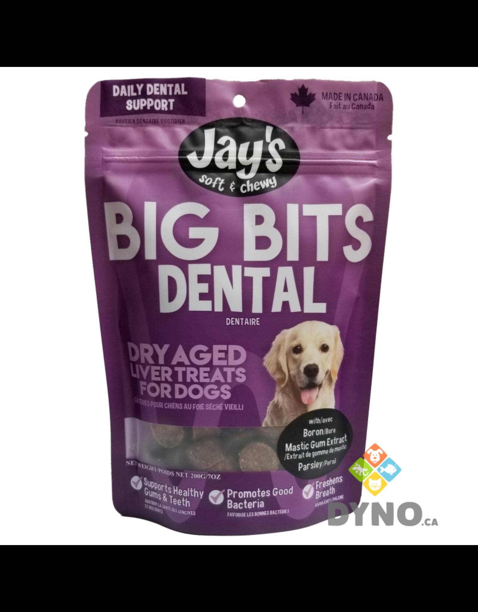 Jay's Jay's - Big Bits Dental 200g