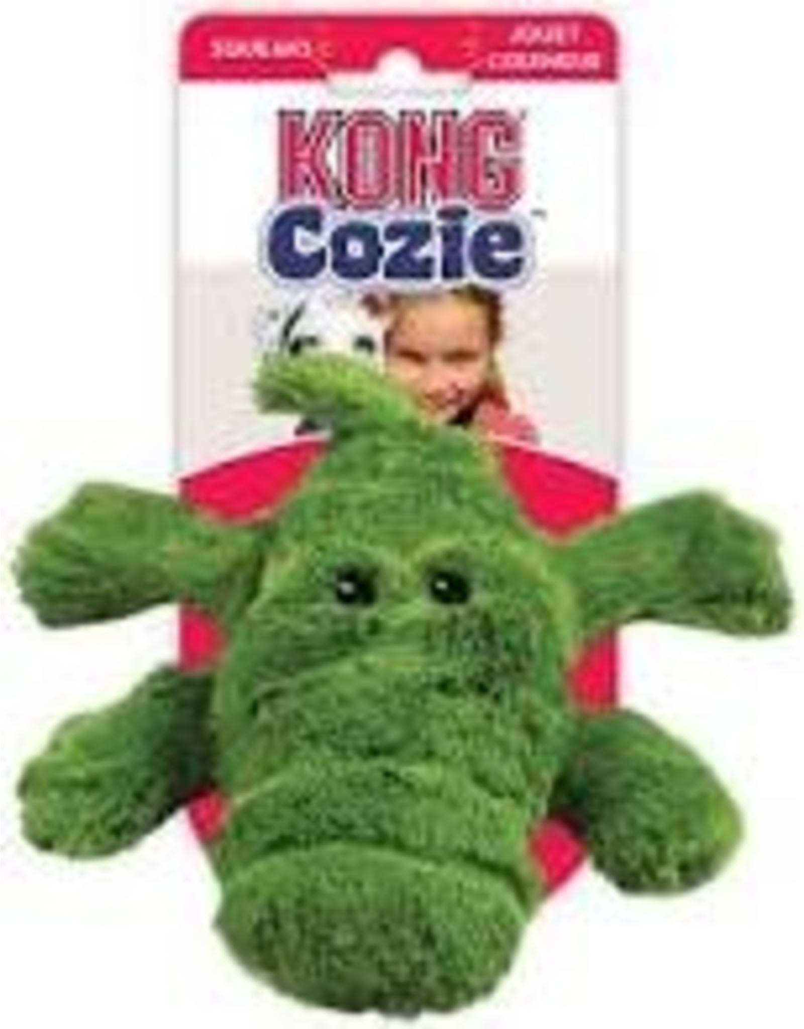 Kong Kong - Cozie Alligator