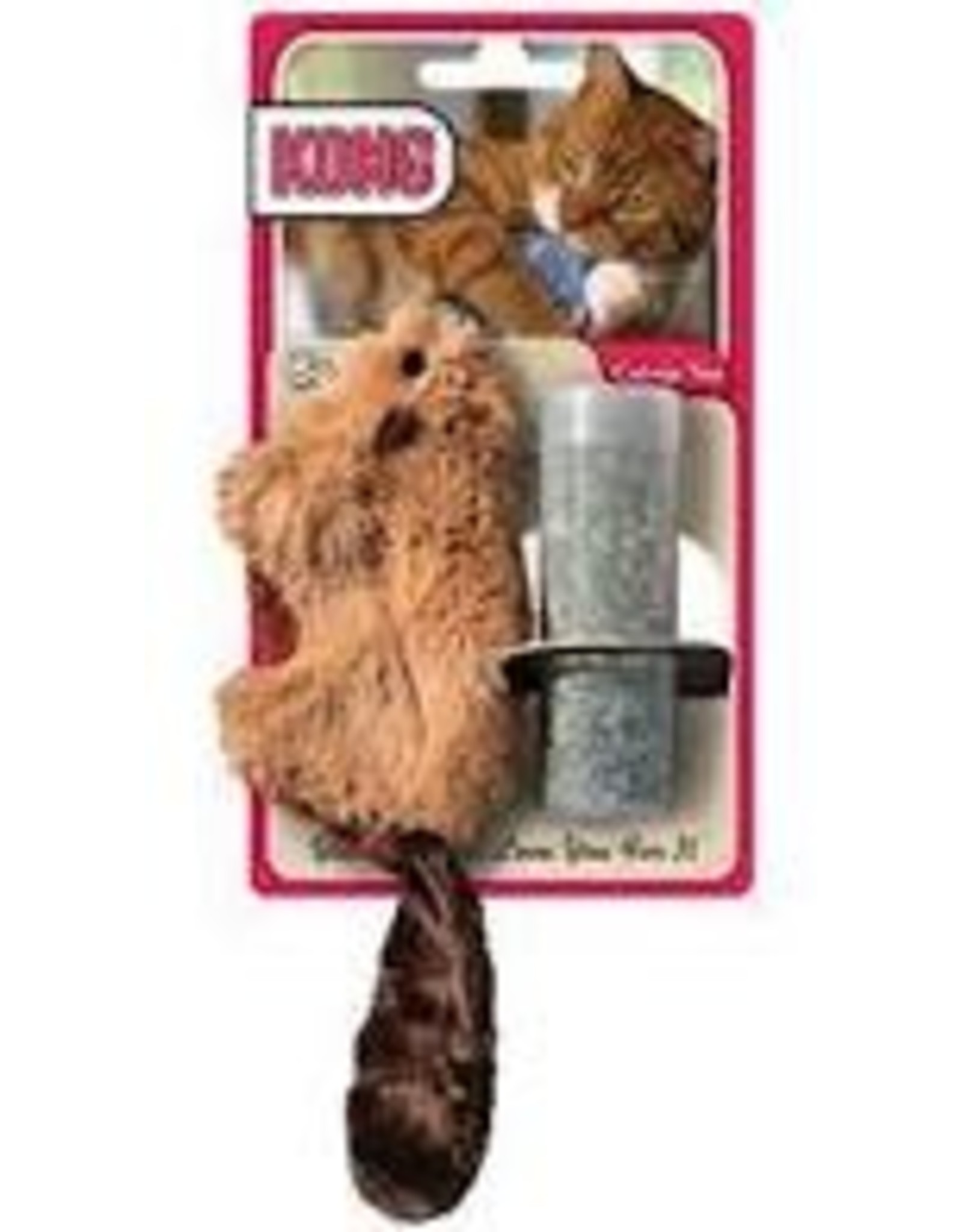 Kong Kong - Beaver Catnip Refillable
