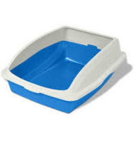 "Van Ness Van Ness - Litter Pan with Rim Large 19""x15""x4"""