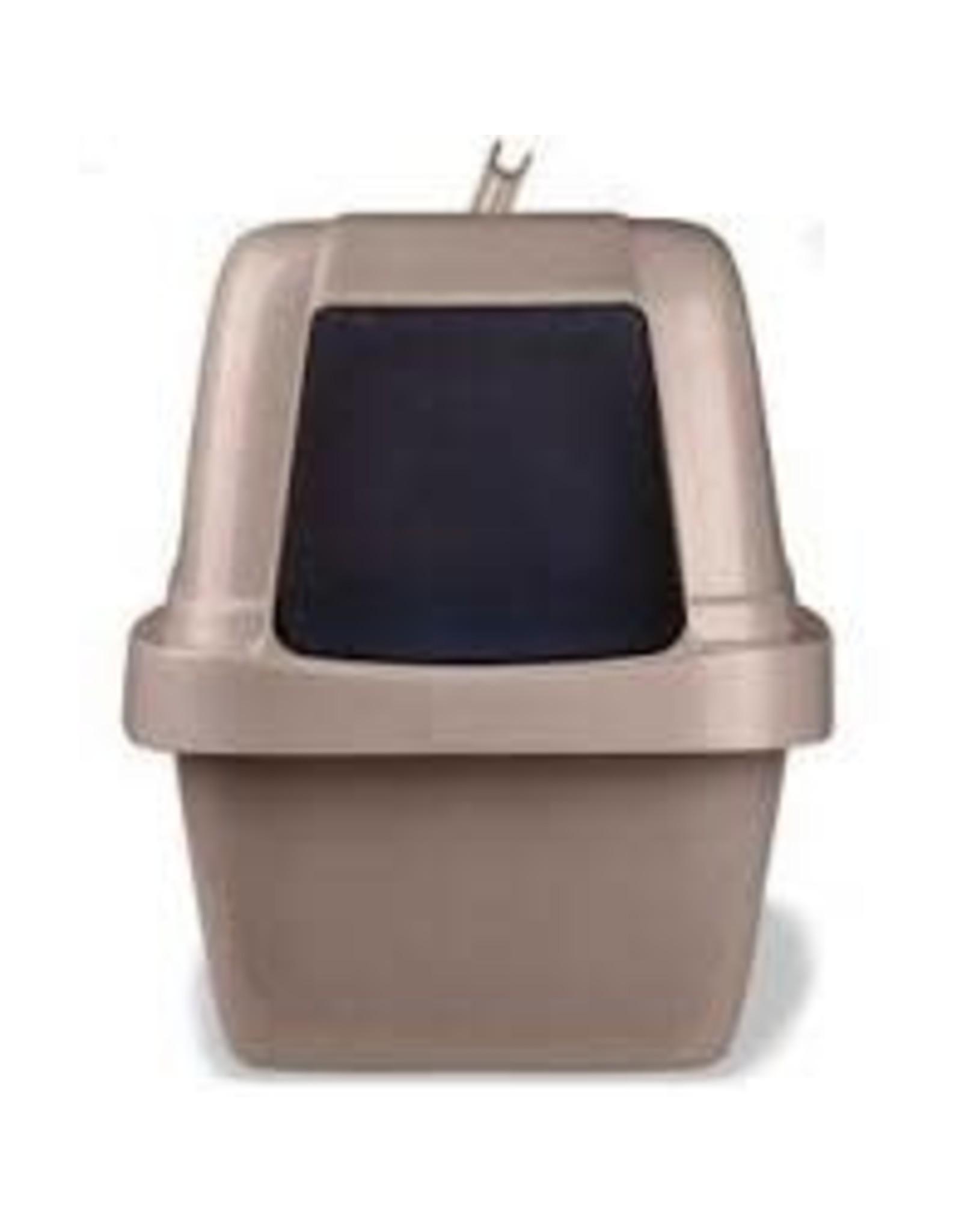 "Van Ness Van Ness - Enclosed Litter Pan Large 19""x15""x16"""