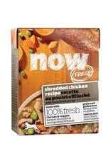 Now Fresh Now Fresh - Chicken with Bone Broth Gravy Dog 12.5oz