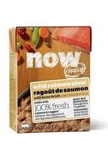 Now Fresh Now Fresh - Salmon Stew with Bone Broth Cat 6.4oz