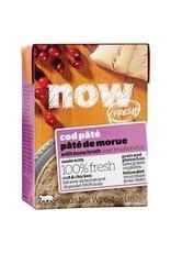 Now Fresh Now Fresh - Cod Pate with Bone Broth Cat 6.4oz
