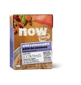 Now Fresh Now Fresh - Salmon Pate with Bone Broth Cat 6.4oz