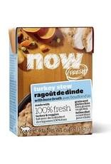 Now Fresh Now Fresh - Turkey Stew with Bone Broth Cat 6.4oz