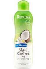 Tropiclean Tropiclean - Lime & Coconut Deshed Shampoo
