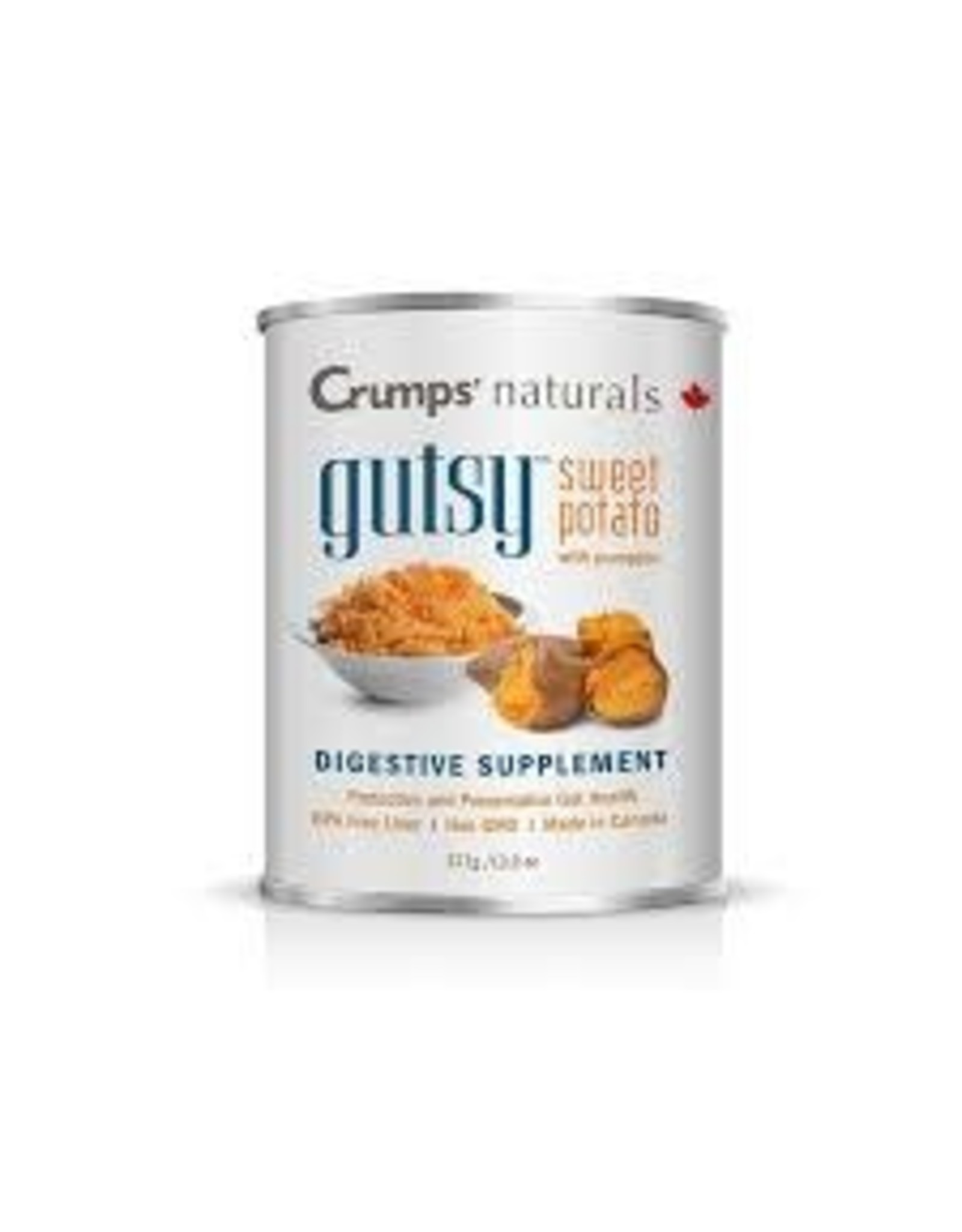 Crumps' Naturals Crumps Naturals - Gutsy Canned Sweet Potatoe Puree
